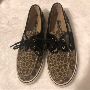 Sperry's  TOP SIDERS. SZ 7.5